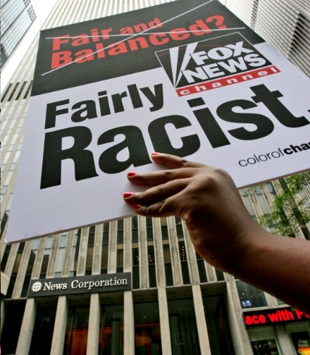 Fox News Hit With $5 Million Workplace Racism Suit