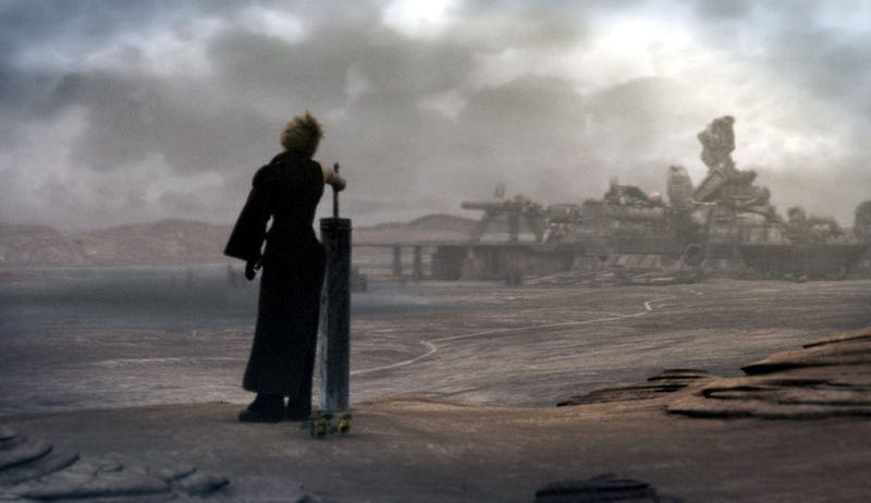 Final Fantasy VII: Advent Children Complete Gave PS3 A Sales Bump