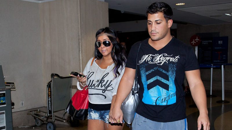Pregnant Snooki Is Also Engaged