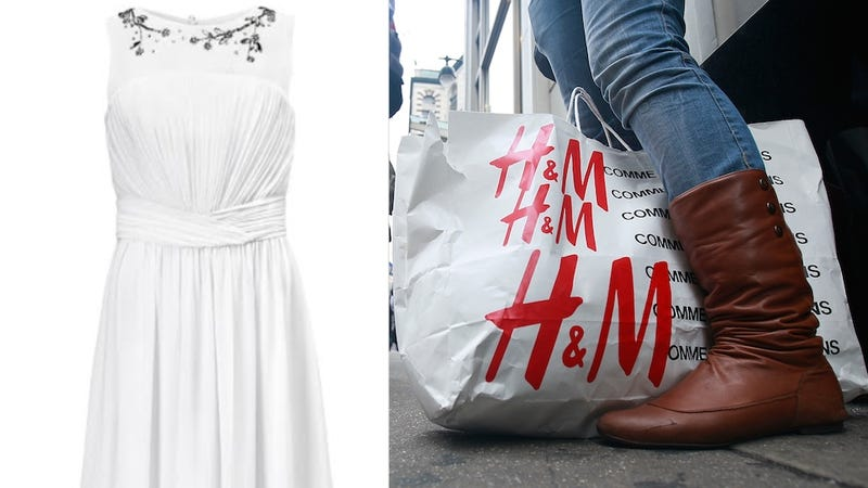 H&M Is Selling a $100 Wedding Dress