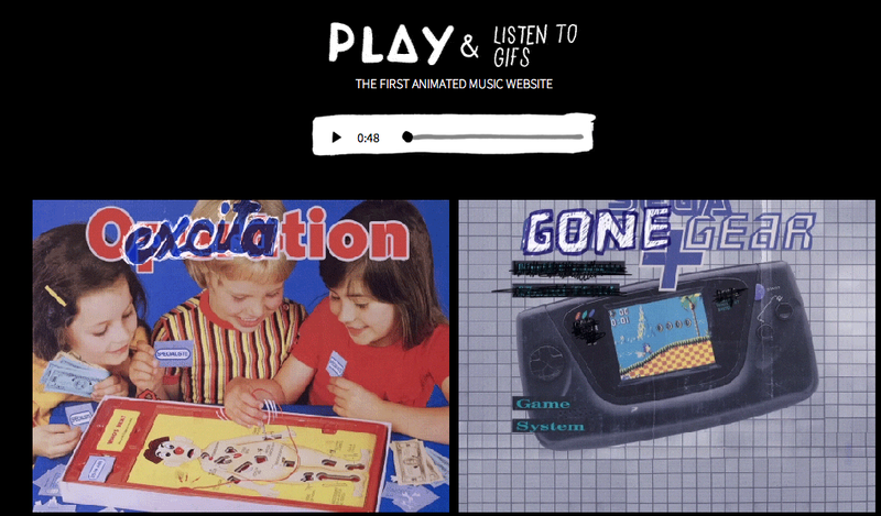 Watch These GIFs With Music (As They Were Intended)