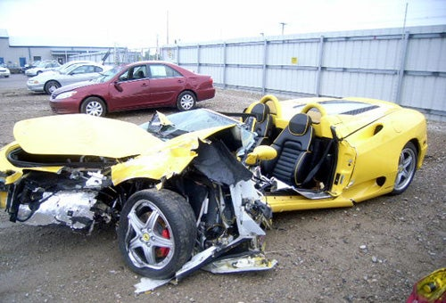 73-Year-Old Man Wrecks 10+ Exotics