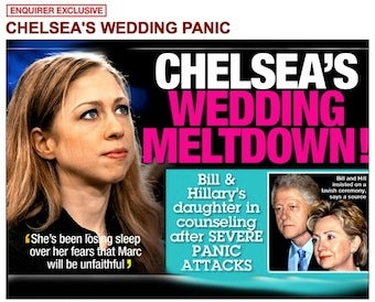 Thank Goodness Chelsea Got Pretty And Found A Man!