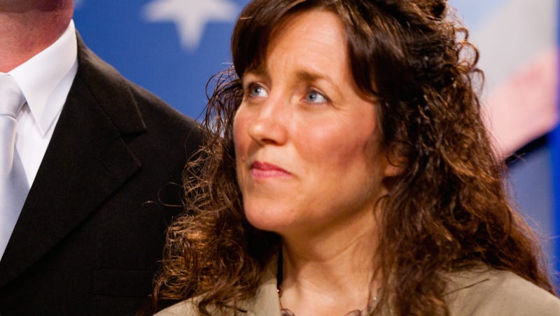 Michelle Duggar's Robocall Compares Trans Women to Child Predators