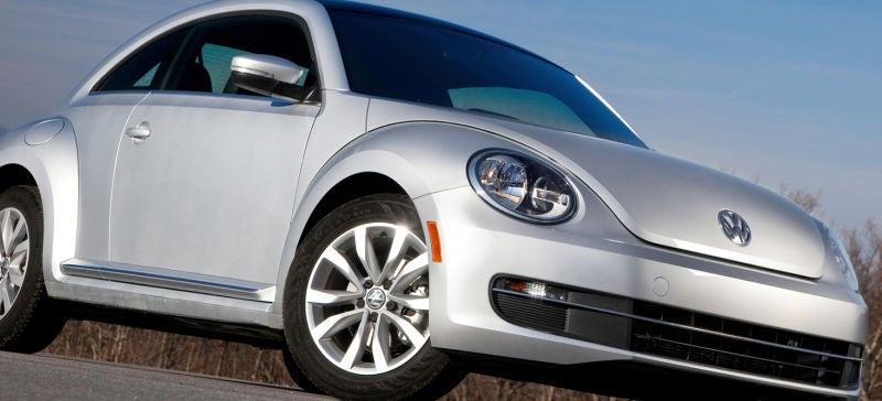 VW's Giant Diesel Recall of Shame Begins in January