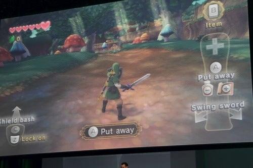 Link Returns to Wii with The Legend of Zelda: Skyward Sword