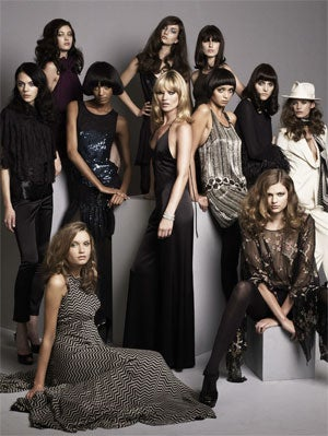 Kate Moss For Topshop: Still Annoying, But Much More Stylish