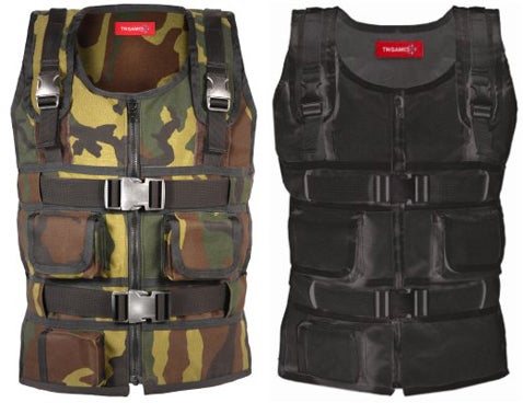 3rd Space Vest Lets You Know When You've Been Shot