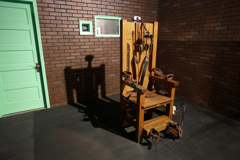 The Electric Chair Could Soon Make a Comeback