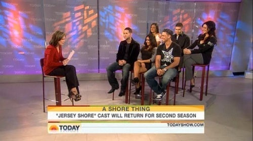Awkward Jersey Shore Interview on Today Exposes Generation Gap