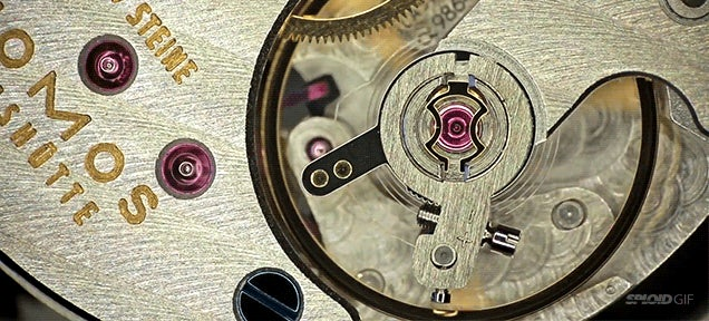 Beautiful video reveals the secrets of a watchmaker