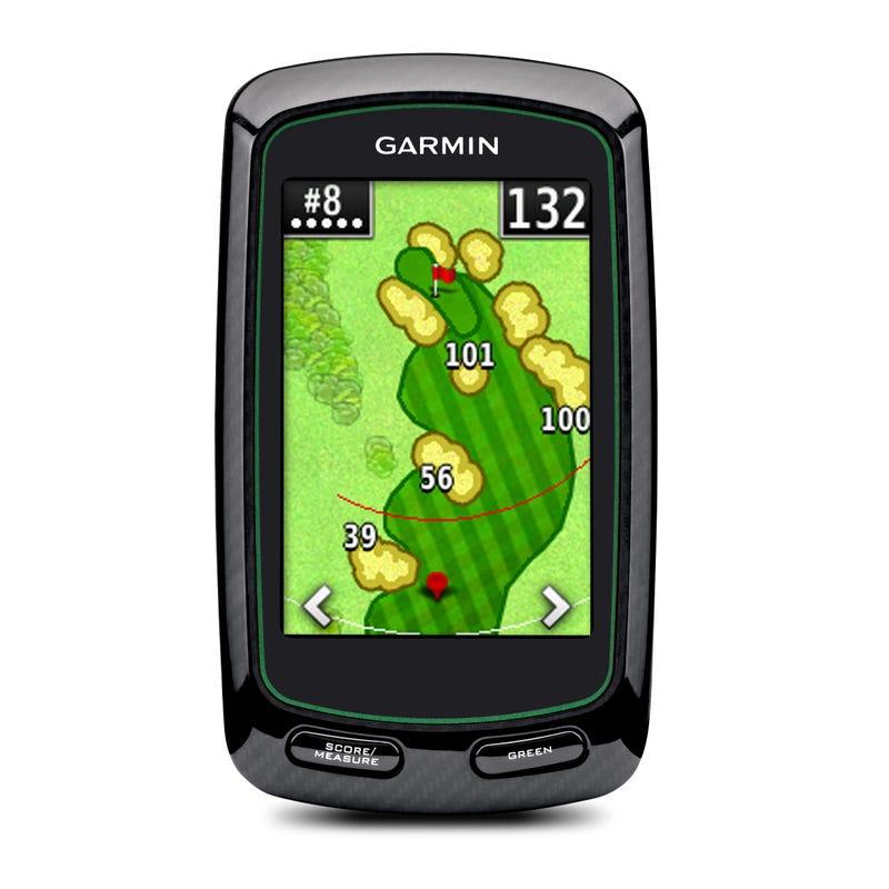 Garmin Approach: Won't Make You A Better Golfer But Might Make You A Better Caddy