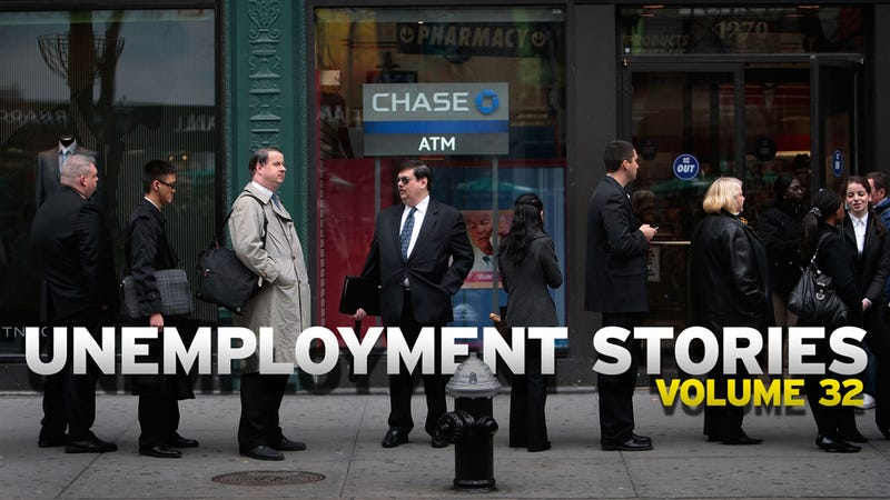 Unemployment Stories, Vol. 32: 'You Are Slowly Erased From the Lives of Your Friends'