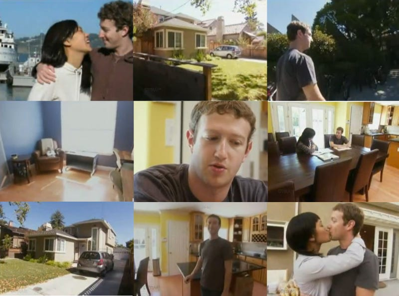 A Look At Mark Zuckerberg's Surprisingly Dull House And Daily Routines