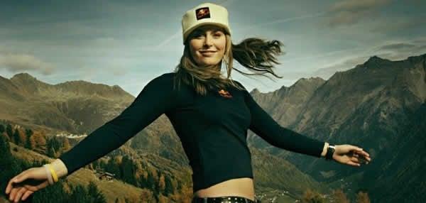 Lindsey Vonn Loves Spherical Sports Trophies, Cows