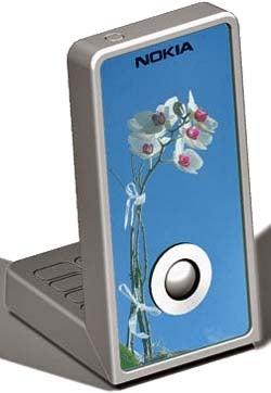 Nokia's 'Futuristic' Concept Phone