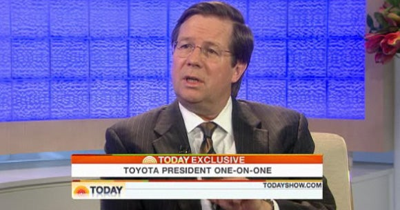 How Toyota's President Lied To Matt Lauer