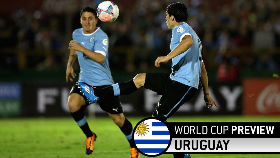 Uruguay Are Inevitable