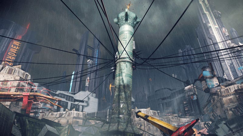 Get A Load Of Remember Me's Futuristic Paris