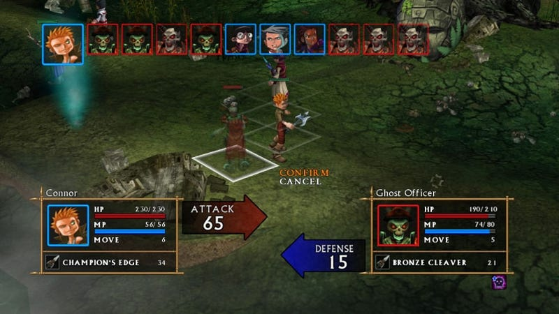Vandal Hearts: Flames of Judgment Preview: Fails To Spark Interest