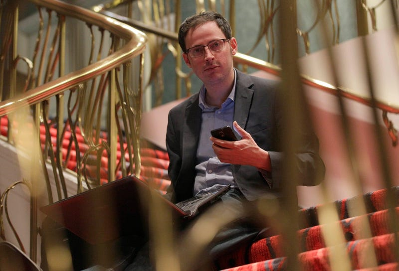Nate Silver Leaving New York Times For ESPN, Keith Olbermann's Show