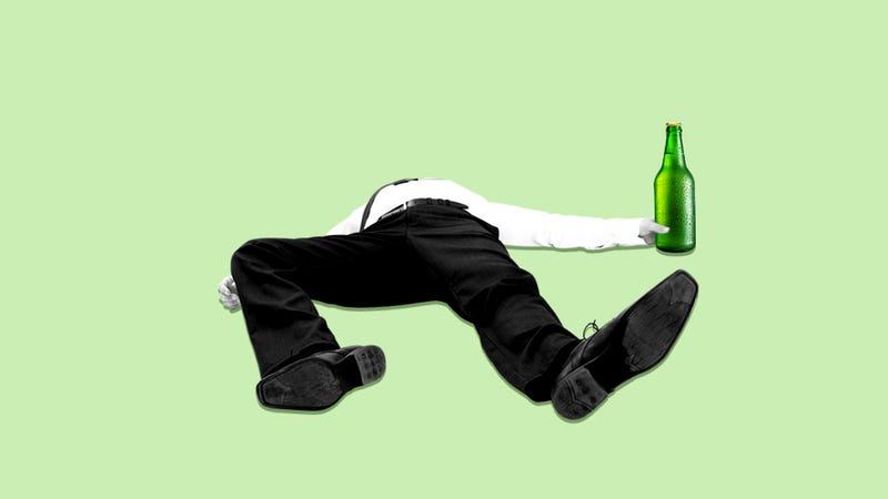 Do You Drink Too Much? Here's How You Can Tell