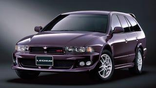 Jeremy Clarkson Reviews: 1999 Mitsubishi Legnum VR-4