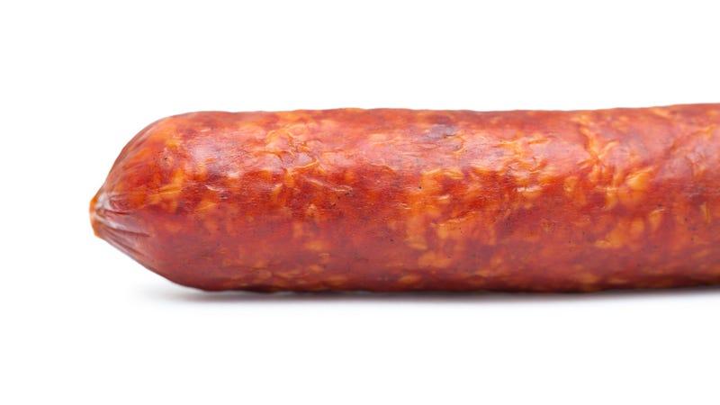NY Man Rubs Pepperoni on His Penis, Puts it Back