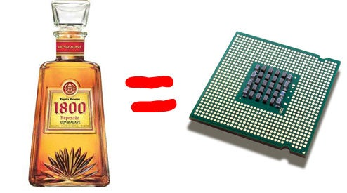 Tequila Could Transform Silicon Valley into Naked Coed Central