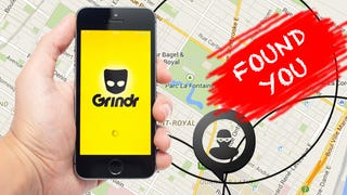 Tracking Guys Via Grindr Is Really Easy, AndGrindr Doesn't Seem To Care