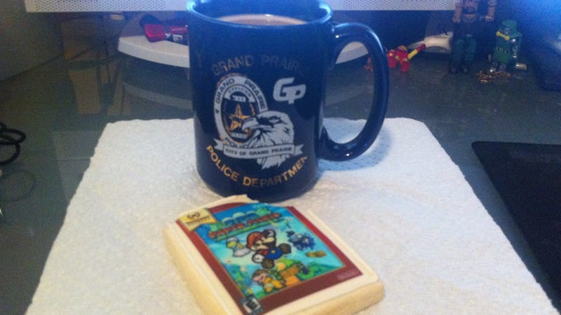 A Gamer's Afternoon Tea