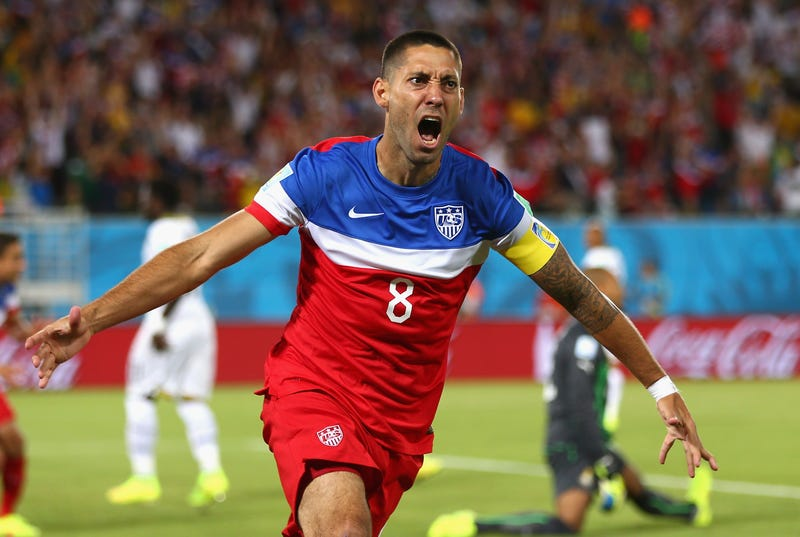 American Hero Clint Dempsey Is Releasing A Rap Album, Y'all