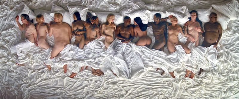 George W. Bush Denies Participating in Kanye Orgy