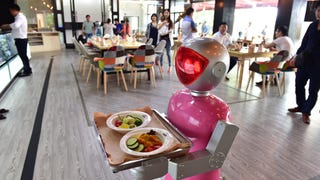 Are China's Robot Restaurants a Threat To American National Security?