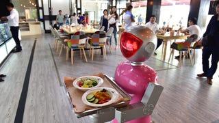 Are China's Robot Resta