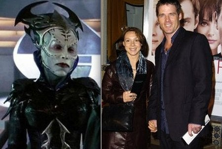 Shipmates In Love: The Best Real-Life Scifi Couples
