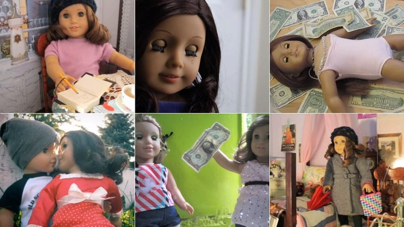 The Weird and Amazing World of American Girl Doll Music Videos