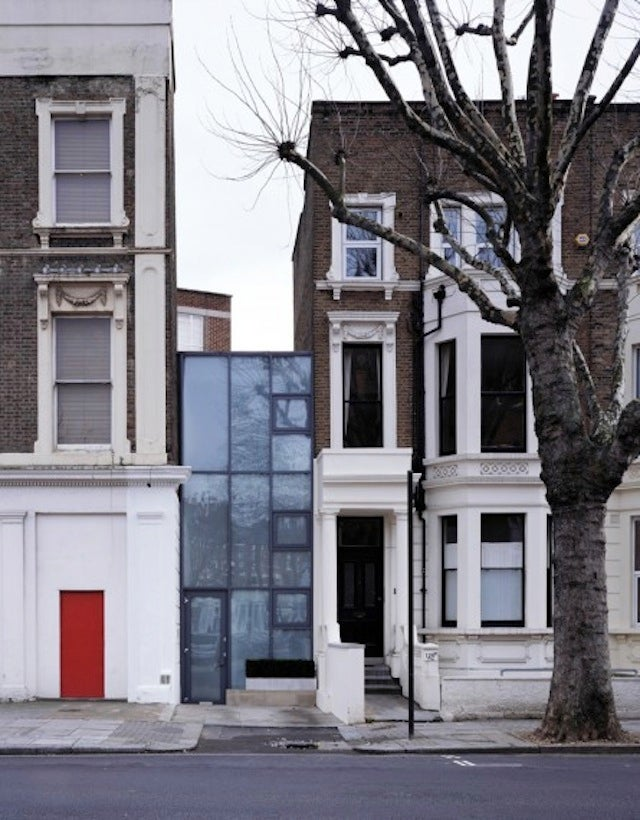 These Are the Narrowest Houses in the World