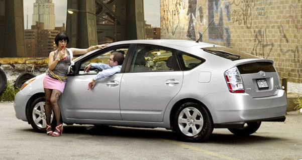 Why You Should Buy A Prius (Hint: It'll Get You Laid)