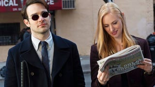 <i>Daredevil</i> Images Give The Rest Of The Comic Characters Center Stage