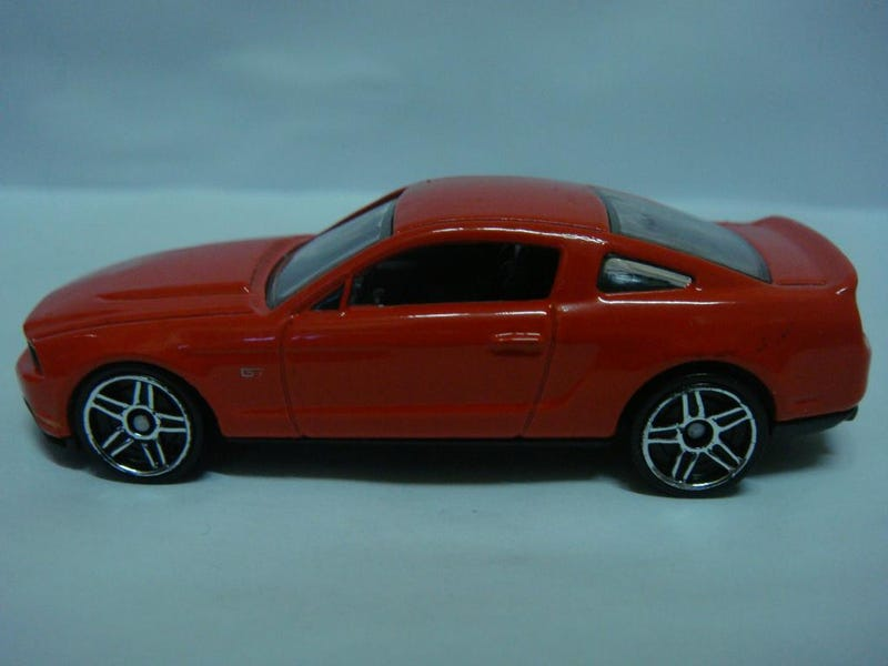 2010 Ford Mustang Debuts As Hot Wheels Car... Maybe
