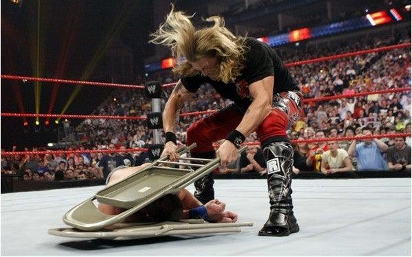 WWE Bans Chairshots For McMahon's Senate Run