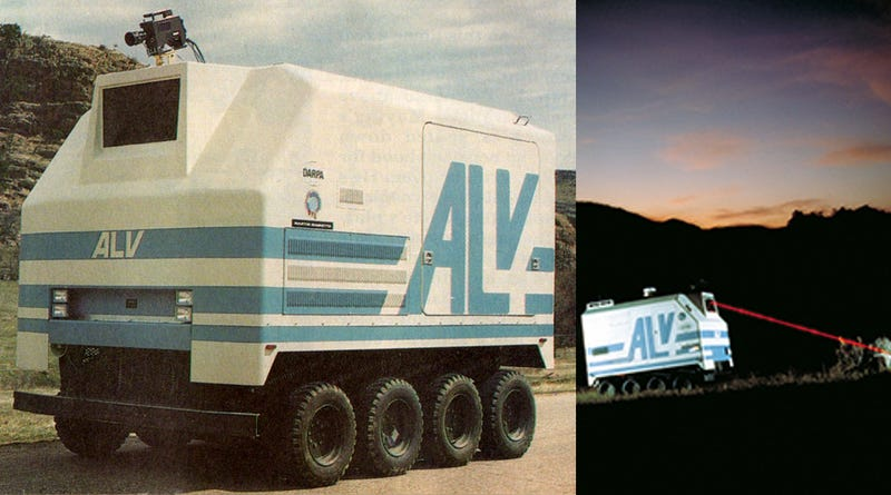 DARPA Tried to Build Skynet in the 1980s