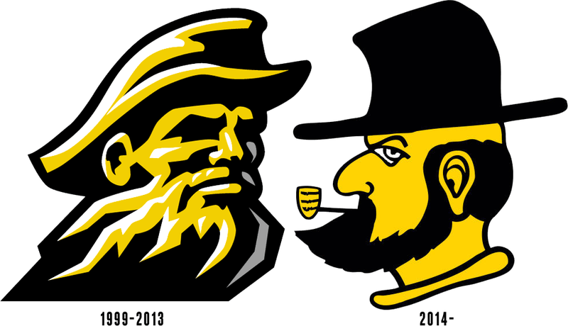Appalachian State's New Logo Might Have Been Drawn By A Child