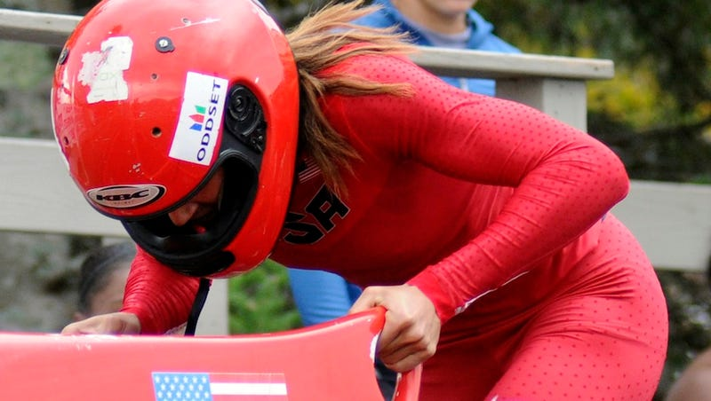 Lolo Jones Was Just Named To The U.S. Bobsled Team, Because Why Not?