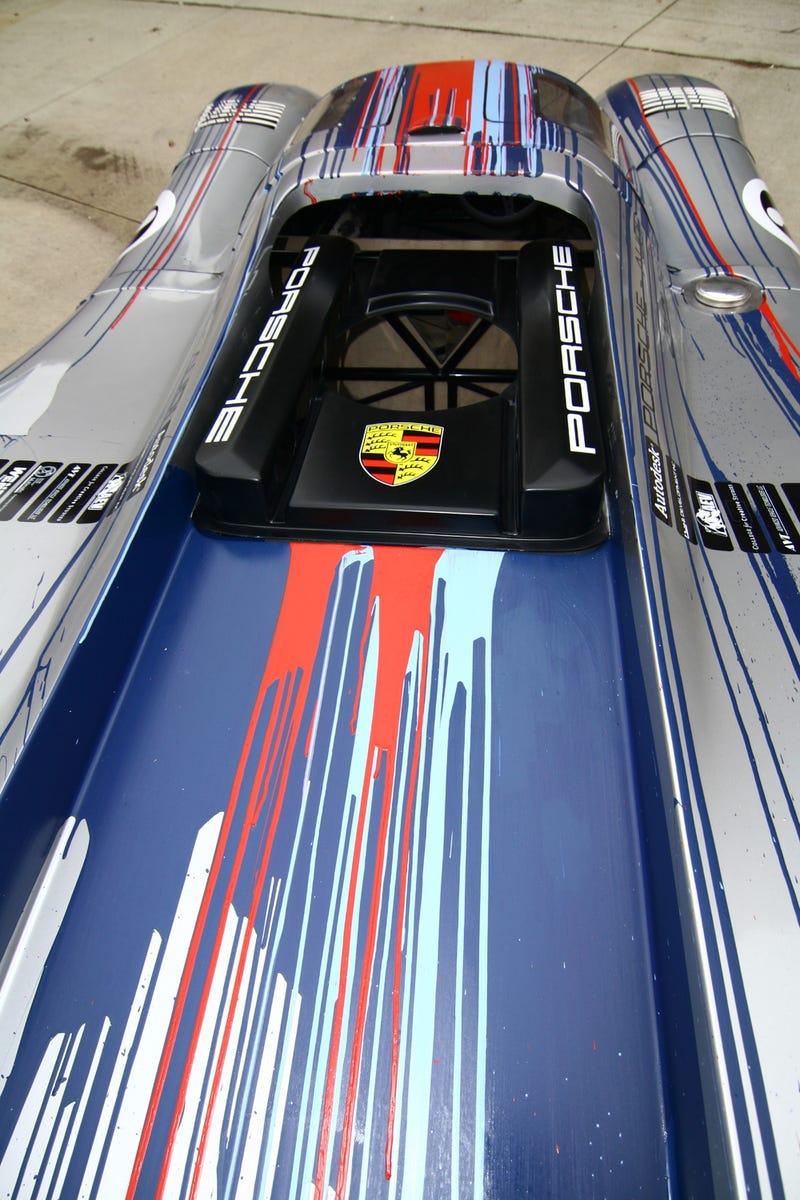 Camilo Pardo Art Car: Porsche 917