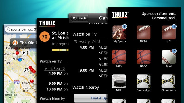 Thuuz Mobile Apps Let You Know When the Big Game Is On and Where You Can Watch It