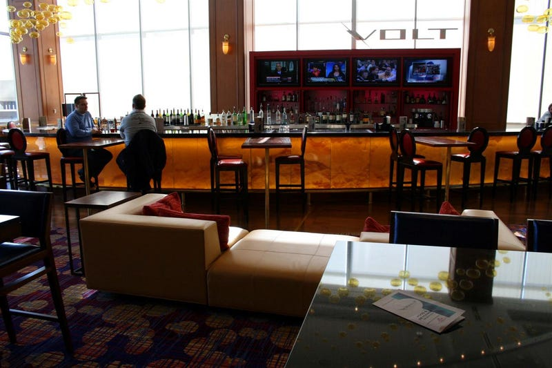 Volt Bar Debuts Years Ahead Of Chevy Volt