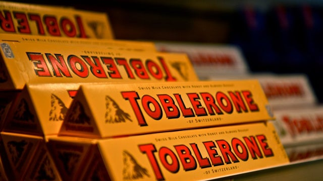 Woman Busted for Smuggling Coke Hidden Inside Toblerone Bars, Which Is Like Smuggling Pennies Inside a Diamond