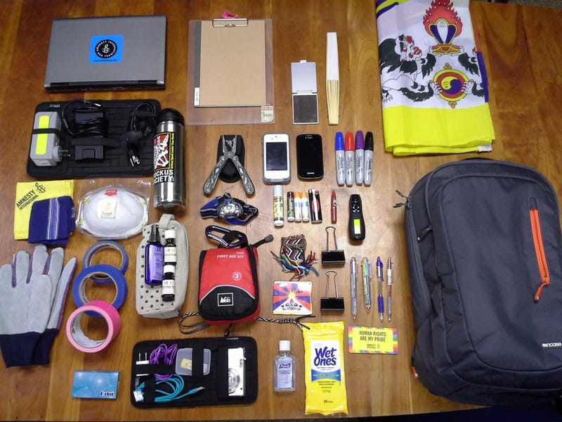 Hacker Challenge Winner: A Beautifully Customized Bag